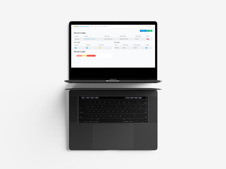desarrollo portal de licencias zentyal